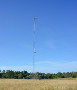 Our 180 foot tower.
