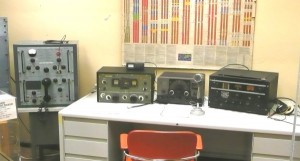 AM Station, located in the Emergency Transmitter Room.